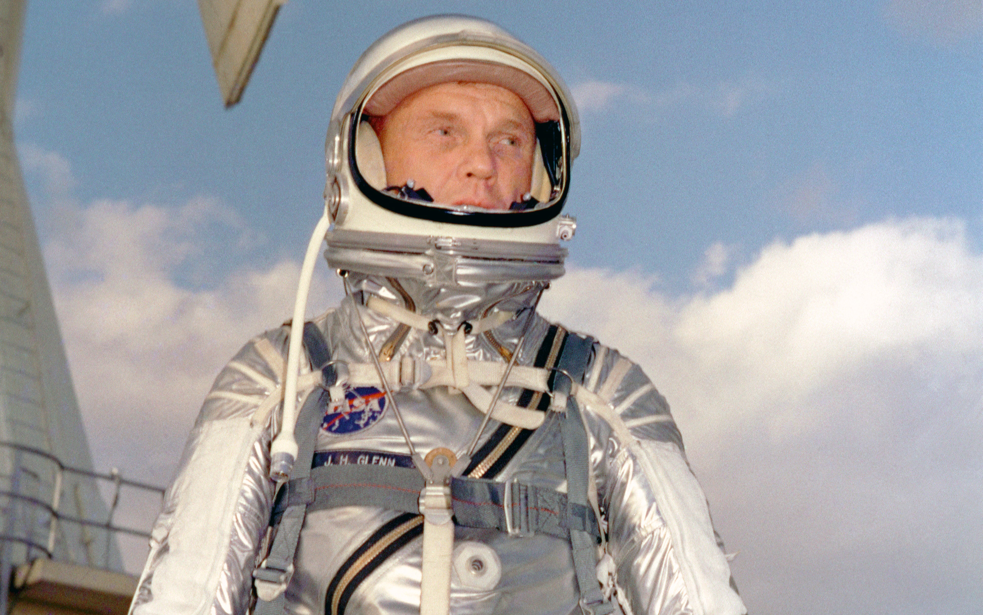 First American to Orbit Earth | World History Project